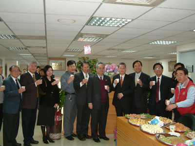 Moving Ceremony of Chinese Taipei Electronic Components Certification Board img3