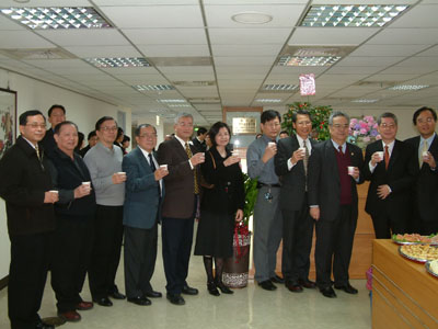 Moving Ceremony of Chinese Taipei Electronic Components Certification Board img4