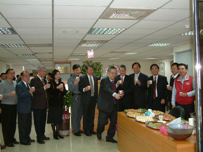 Moving Ceremony of Chinese Taipei Electronic Components Certification Board img5